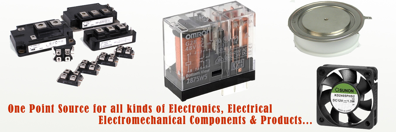 Passive Electronic Components in Delhi